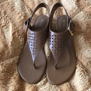 Michael kors Sandals brand new. Never worn. Size11